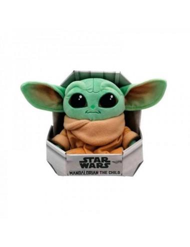 Peluche The Child Baby Yoda De 25Cm En C