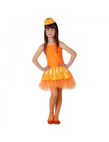 Disfraz Naranja Talla 3