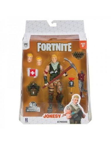 Fortnite Figura 15 Cm Jonesy Legendary S