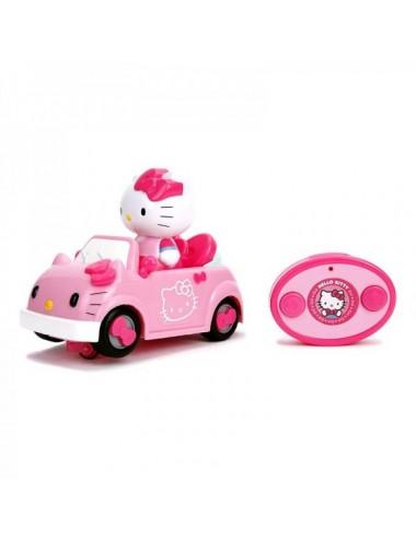 Coche Radiocontrol Hello Kitty Con Figur