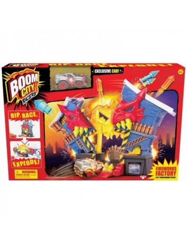 Boom City Racers Infierno Explosivo
