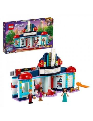 Lego Friends Cine De Heartlake City Jugu