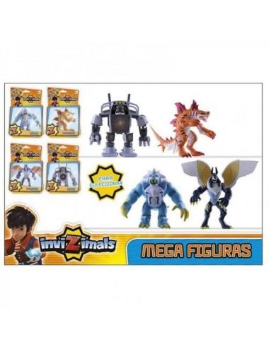Mega Figuras Invizimals