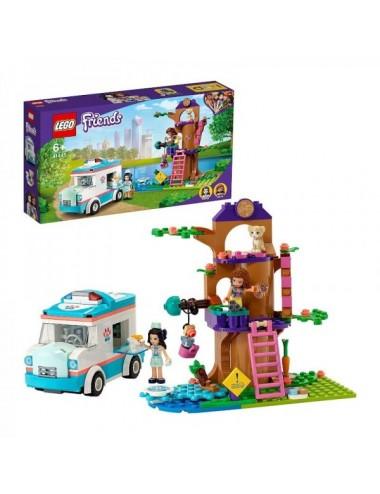 Ambulancia Clínica Veterinaria Lego