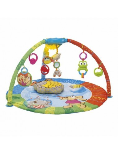 Bubble Gym Alfombra Electronica Chicco