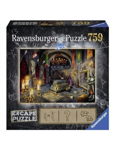 Puzzle Escape Room De 759 Piezas Modelo