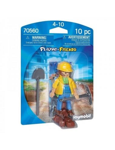 Obrero De Playmobil