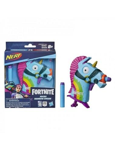 Nerf Microshots Fortnite Rainbow Smash H