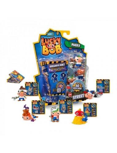 1 Unidad De Un Pack De 5 Figuras De Luck
