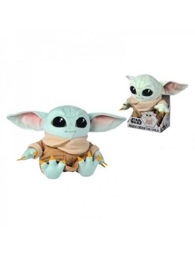 Peluche The Child Baby Yoda Articulado 3