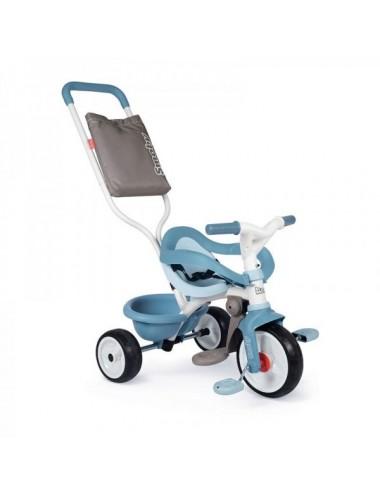 Triciclo Be Move Confort Color Azul De S