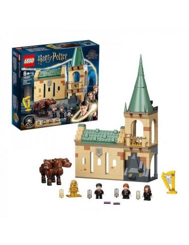 LEGO HP HOGWARTS ENCUENTRO CON FLUFFY