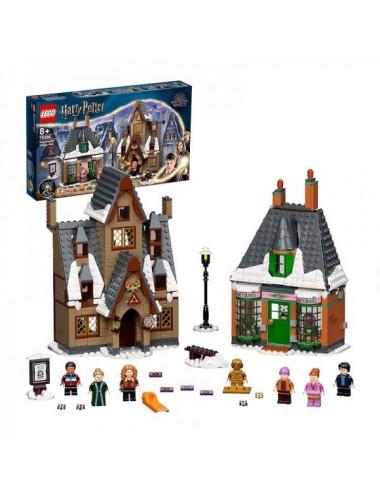 LEGO HP VISITA A LA ALDEA HOGSMEADE