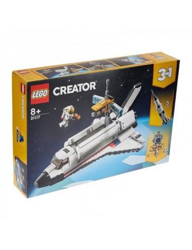 Aventura En El Transbordador Espacial Le