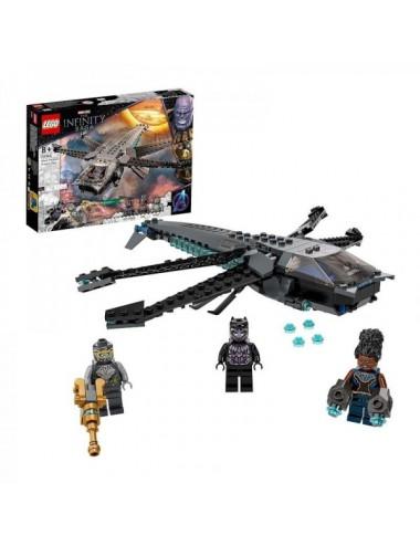 LEGO INFINITY BLACK PANTHER DRAGON FLYER