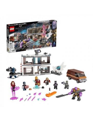 LEGO INFINITY SAGA BATALLA FINAL ENDGAME