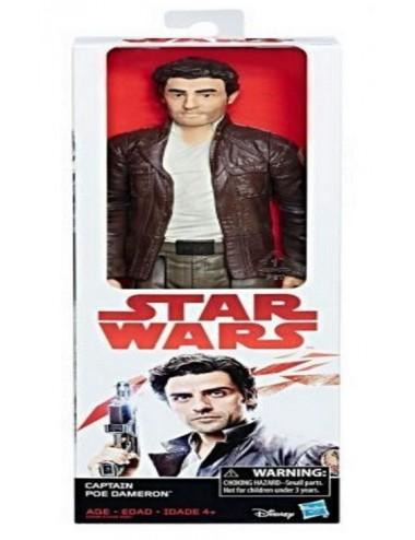 Star Wars E8 Capitan Poe Hero Series