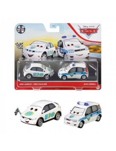 PACK 2 COCHES CARSERIKLANELEY&ALEXCARVI