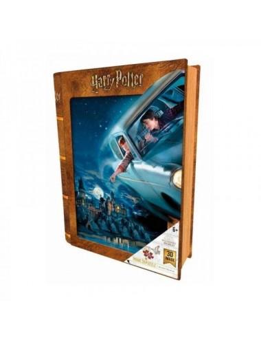 Puzzle 3D Diseño Libro Harry Potter Y Ro