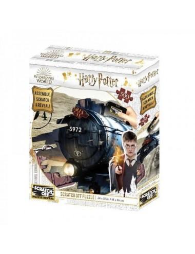 Puzzle 3D Hogwarts Express Rasca De Harr