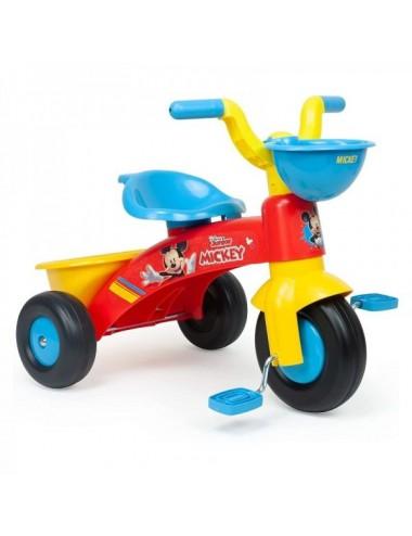 Triciclo Baby Trico Mickey De Injusa
