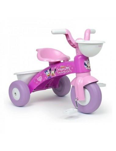 Triciclo Baby Trico Minnie De Injusa