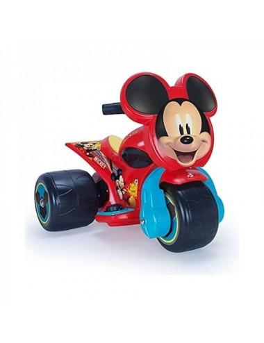 Trimoto Samurai Mickey Mouse 6V De Injus