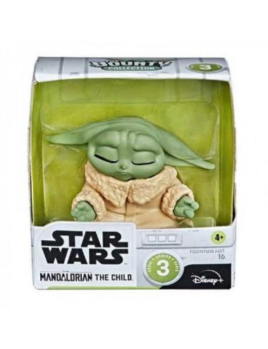 Baby Yoda Meditación Produnda Star Wars