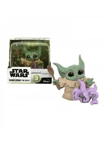 Baby Yoda Sopa De Tentáculos Star Wars H