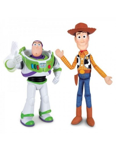 TOY STORY 4 BUZZ & WOODY PACK DE AMIGOS