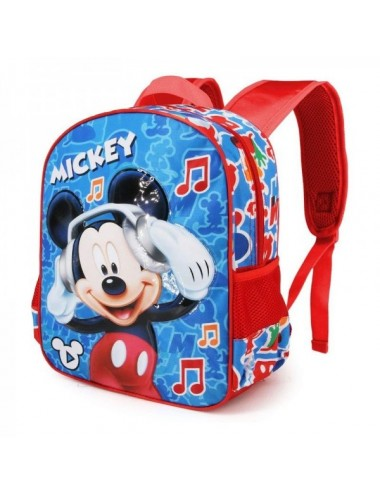 MICKEY MUSIC MOCHILA INFANTIL