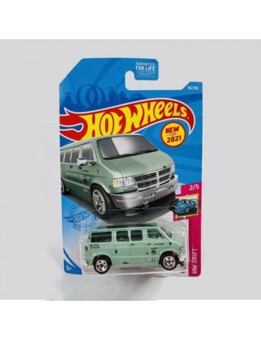 Hot Wheels Drift 50/250 Dodge Van