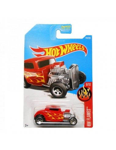 Hot Wheels Flames 146/365 32 Ford