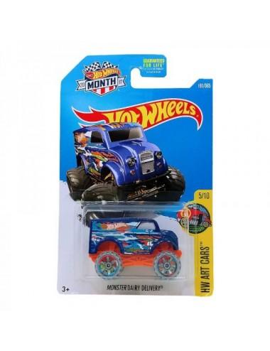 Hot Wheels Art Cars 161/365 Monster Dair