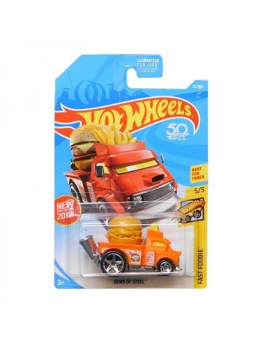 Hot Wheels Fast Foodie 73/365 Buns Of St