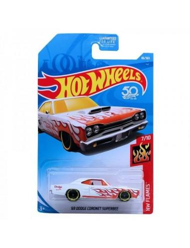 Hot Wheels Flames 86/365 69 Dodge Corone