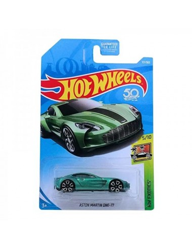 Hot Wheels Exotics 117/365 Aston Martin