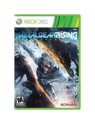 Videojuego X360 Metal Gear Rising Reveng