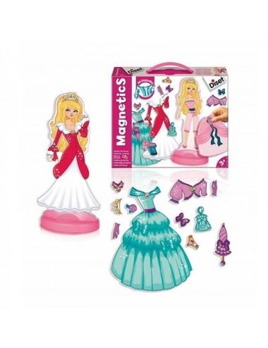 Princesas Magnetics Vestidos