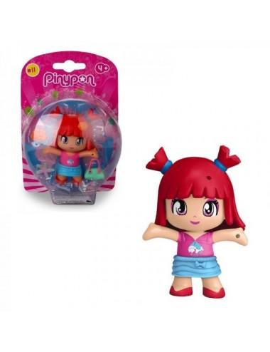 Pinypon Figuras Serie 11 Pelo Rojo De Fa