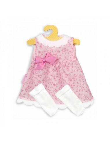 Nenuco Ropita Percha 42Cm Vestido Rosa