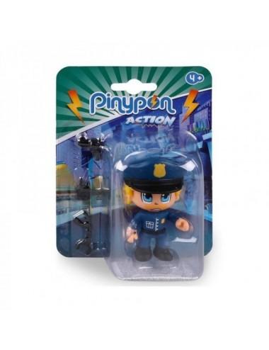 PINYPON ACTION FIGURA S3 POLICIA