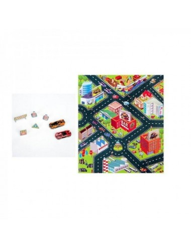 CARS 3 RC SURT. JACKSON/ CRUZ 1:16