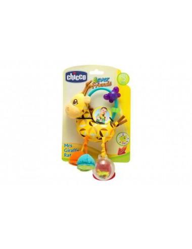 Mr Giraffe Actividades