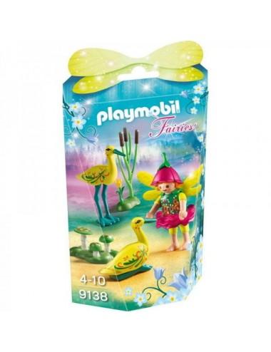 Niña Hada Con Cigueñas Playmobil 9138
