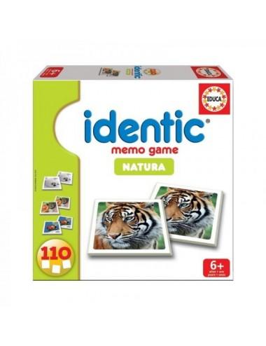 Identic Educa Natura 110 Cartas De Educa