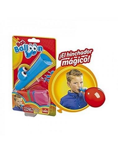 Bob Balloon Hinchador Magico Goliath