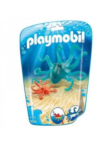 Pulpo Con Bebe Playmobil 9066